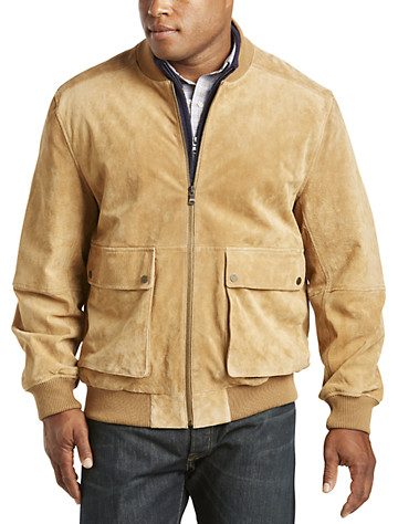 Cutter & Buck® Hemingway Suede Jacket