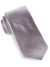 Michael Kors® Cross Hatch Neat Silk Tie