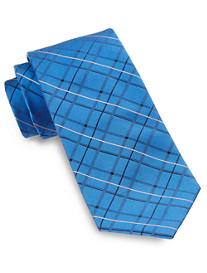 Michael Kors® Pierre Plaid Silk Tie