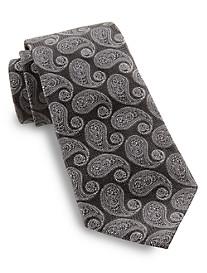 Rochester Large Foulard Paisley Silk Tie