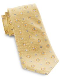 Rochester Floral Medallion II Silk Tie