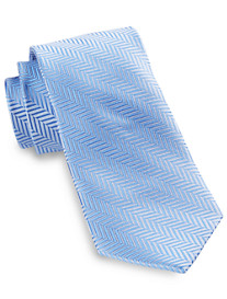 Rochester Herringbone Neat Silk Tie