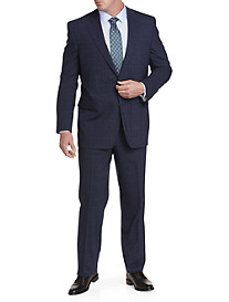 Jack Victor® Reflex Large Plaid Nested Suit