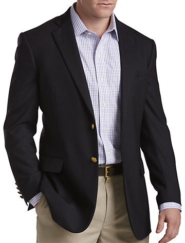 Brooks Brothers® Classic Navy Blazer