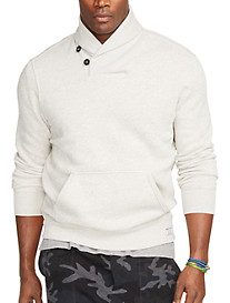 Polo Ralph Lauren® Fleece Shawl-Collar Pullover