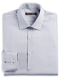 Michael Kors® Mini Grid Dress Shirt