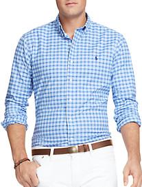 Polo Ralph Lauren® Tattersall Stretch Oxford Sport Shirt