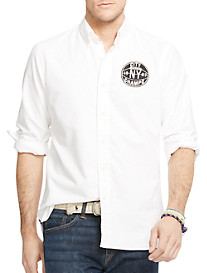 Polo Ralph Lauren® Oxford Basketball Sport Shirt