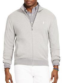 Polo Ralph Lauren® Full-Zip Stripe Sweater
