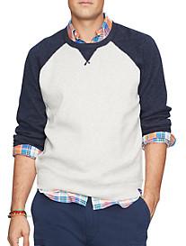 Polo Ralph Lauren® Colorblock Crewneck Sweater