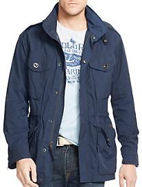 Polo Ralph Lauren® Waxed-Cotton Canadian Combat Jacket