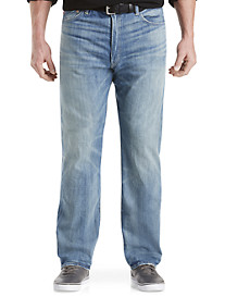 Polo Ralph Lauren® Hampton Straight-Fit Lightweight Sherman Wash Jeans
