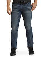 Polo Ralph Lauren® Hampton Straight-Fit Davis Watch Stretch Jeans
