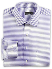Rochester Non-Iron Gingham Dress Shirt