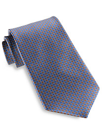 Rochester Made in Italy Micro Neat Silk Tie