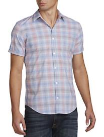 Calvin Klein® Sport Large Check Sport Shirt