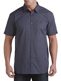 Calvin Klein® Sport Check Print Sport Shirt