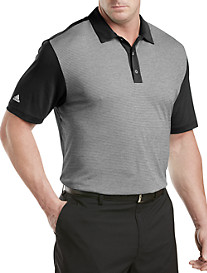 adidas® Golf climachill™ Stripe Polo