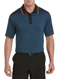 adidas® Golf climacool® Colorblock Placket Polo