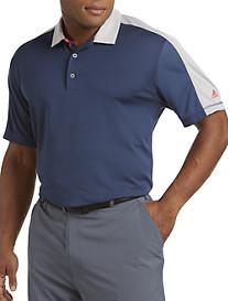 adidas® Golf climacool® Geo Colorblock Polo