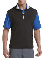 adidas® Golf climacool® Half-Zip Pullover Vest