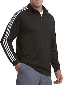 adidas® climawarm™ 3-Stripe Quarter-Zip Pullover