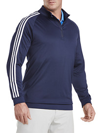 adidas® climawarm™ 3-Stripe Quarter-Zip Pullover