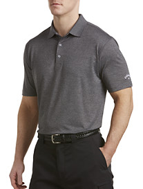 Callaway® Heathered Solid Polo