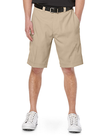 Callaway® Flat-Front Cargo Shorts ( Active Bottoms )