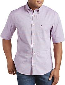 Tommy Hilfiger® Noa Stripe Oxford Sport Shirt