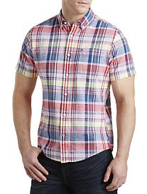 Tommy Hilfiger® Meli Plaid Oxford Sport Shirt