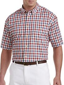 Tommy Hilfiger® Abernathy Plaid Sport Shirt