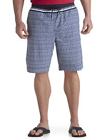 Tommy Hilfiger® Milos Printed Swim Trunks