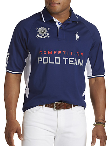 Polo Ralph Lauren® Black Watch Team Colorblock Piqué Polo | Polos