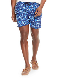 Polo Ralph Lauren® Floral Traveler Swim Shorts