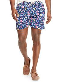 Polo Ralph Lauren® Floral Traveler Swim Shorts