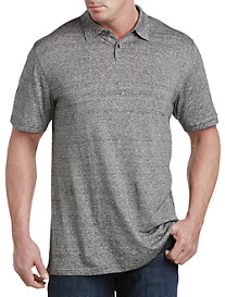 Michael Kors® Linen/Cotton Polo