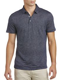 Michael Kors® Dot-Print Linen Polo
