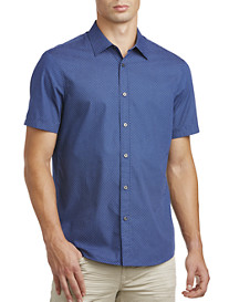 Michael Kors® Alvin Print Sport Shirt