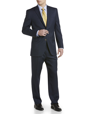 Jack Victor® Thin Stripe Nested Suit  – Executive Cut