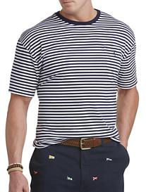 Polo Ralph Lauren® Stripe Jersey Tee