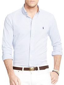 Polo Ralph Lauren® Tattersall Plaid Stretch Performance Shirt