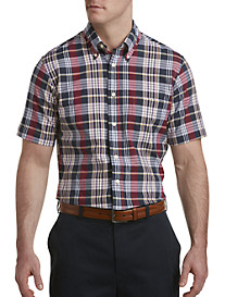 Brooks Brothers® Madras Plaid Sport Shirt