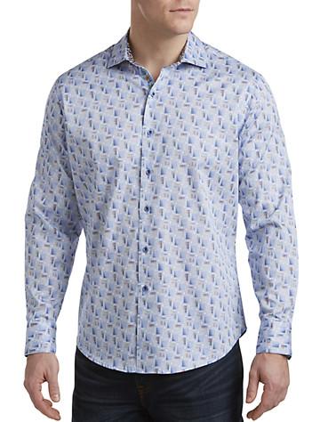 Robert Graham® Suez Canal Sport Shirt