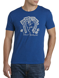 Lucky Brand® Staggerin Jack's Graphic Tee