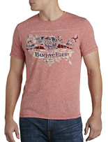 Lucky Brand® Budweiser USA Graphic Tee
