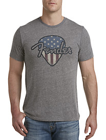 Lucky Brand® Fender USA Tee