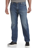 Lucky Brand® Camarillo Light Wash Jeans – Relaxed Straight 181 Fit