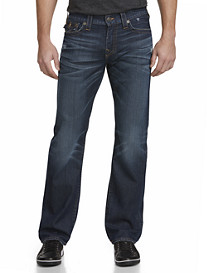 True Religion® Ricky Straight Jeans – Block City Wash