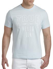 True Religion® Lightning Graphic Tee
